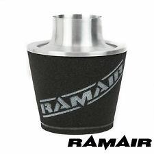 Ramair Grande Aluminio Universal Espuma de doble capa de entrada de aire Filtro 100mm