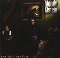 Nella Bocca Della Tigre Mondo Marcio CD Nuovo Sigillato MINA 2014 Mondomarcio