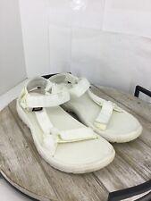 🦆TEVA Hurricane XLT2 white men's sandals size 9