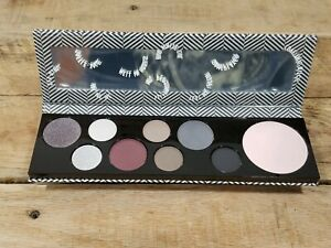 MAC Cosmetics Basic Bitch 8 Eyeshadow + 1 Highlighter Palette NEW & Authentic
