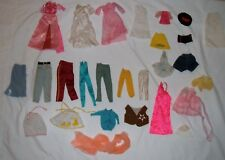 Lot of Vintage Doll Clothes - 22 Plus Items