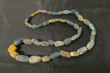 Alte Glasperlen CE57 Nigerbinnendelta Antique Beads African Trade Afrozip