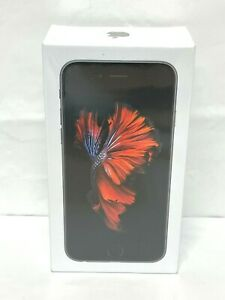BRAND NEW, SEALED Apple iPhone 6S 32GB Space Gray AT&T Prepaid (FREE SHIPPING)