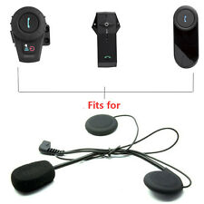 Headset Microphone Mic Earpiece For Helmet Bluetooth Intercom T-COM COLD FDC Hot