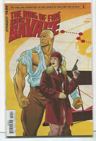 The Ring Of Fire-Doc Savage #1 Cover A  NM Unread Dynamite Comics **16