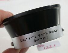 Leica Leitz Summaron Summicron Objektiv Sonnenblende Lens Shade Hood sb1221/8