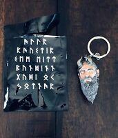 God Of War PS4 Stone Mason Collector's Edition Mimir's Head Talking Keychain