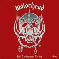 Motorhead: 40th Anniversary Edition - Motorhead (CD New)