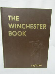 The Winchester Book 1 of 1000 Book George Madis Collectible
