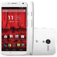 Motorola XT1060 Moto X Verizon Wireless 4G LTE 16GB White Android Smartphone
