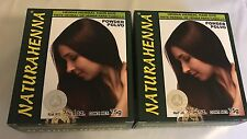 2 Pack HERBAL DE HENNA PARA CABELLO 2.64 Oz HENNA HERBAL HAIR DYE NEW