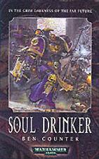 Soul Drinker (Warhammer 40, 000), Good Condition Book, Counter, Ben, ISBN 978184