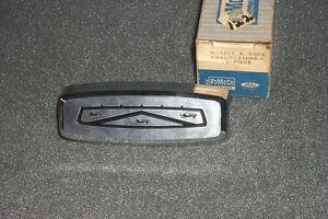 NOS Tailgate Window Handle 1965-1971 Ford Galaxie/Fairlane/Torino-Mercury Wagon