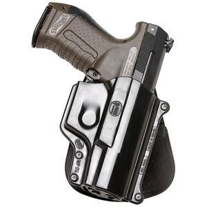 Fobus WP-99 Gürtel Holster Walther P99,P99 Compact,Umarex P99DAO,RAMP99