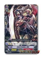 Cardfight Vanguard  x 4 Lizard Soldier, Riki - TD06/009EN - TD (common ver.) Min