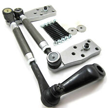 GM/CHEVY/FORD/JEEP DANA60 COMPLETE 1-TON CROSSOVER & HIGH STEER KIT- W/ STUDS