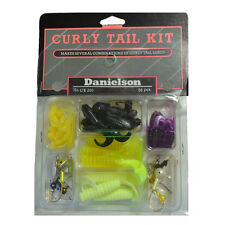 DANIELSON  CK200 - 56 Pc Curly Tail Fisherman's Kit  - New