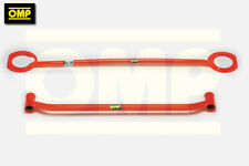 OMP UPPER & LOWER STRUT BRACE PEUGEOT 309 GTi 1.9 ALL