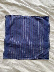 Issey Miyake Japanese 100% cotton handkerchief unused vintage
