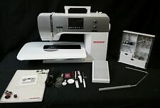 Bernina 710 Sewing machine low stitch count