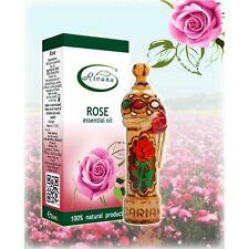 Rose ätherisches Öl BULGARISCHES NATÜRLICHES ROSENÖL Rosa damascene - 0.6ml