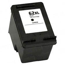 REM HP62XL C2P05A black Ink Cartridge for Envy5540 Officejet 5740,3x More Pages