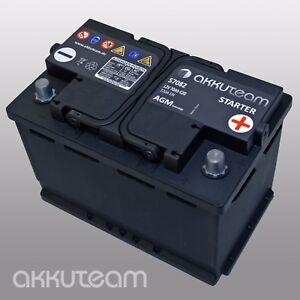 AGM Autobatterie 12V 70AH 720A Start-Stop-Technologie Originalteile Qualität