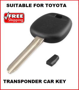 Transponder  Car key Suitable for Toyota Celica   11/1999 - 2005        TOY43-4C