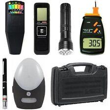 Premium Ghost Hunting Kit + K2 Meter + Laser Grid Pen + Equipment Case + More