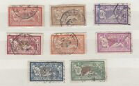 France 1900 Merson Collection To 10F Fine Used JK2747