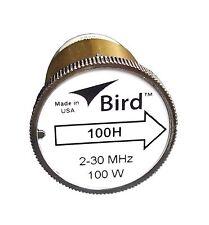 New Bird 100H Plug-in Element 100w 2-30 MHz for Bird 43