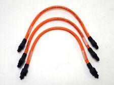 BECKHOFF Z1101-I PLASTIC FIBRE OPTIC CABLE, SINGLE CORE, 1,000 uM,  LOT OF 3
