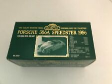 PORSCHE 356A SPEEDSTER 1956 ASAHI COLLECTION 1/24 SCALE