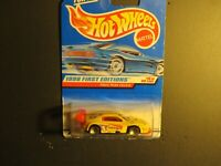 HOT WHEELS 1998 FIRST EDITION PIKES PEAK CELICA, YELLOW, #15/40 VHTF