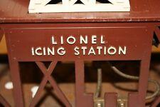 VINTAGE LIONEL #352 ICING STATION