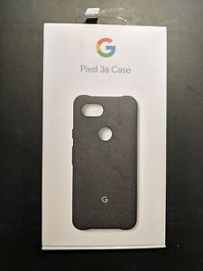 Google Pixel 3a Fabric Case GA00790 Carbon
