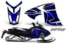 Ski-Doo Rev XR Decal Graphic Kit Sled Snowmobile Sticker Wrap 2013+ NIGHTWOLF U