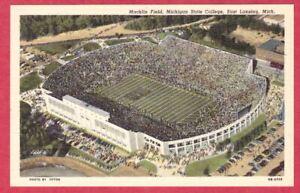 Macklin Field Spartan Stadium East Lansing Michigan State College MSU PC 1949 MI