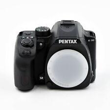 Pentax K K-70 24.2MP Digitalkamera - Schwarz - nur Gehäuse - gebraucht