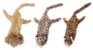 Skinneeez Jungle Series Dog Toy Jungle Cat Assorted 1ea/Mini    Free Shipping