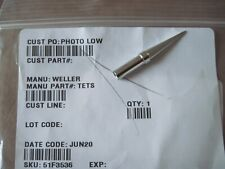 Weller Replacement Solder Tip Tets Long Conical 0015 04 Mm