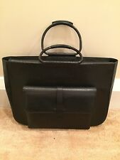 Gucci Black Leather Women's Bag