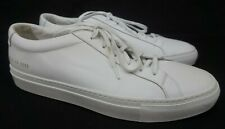Common Projects Achilles Low White Leather Sneakers Size 43 EU / US 10