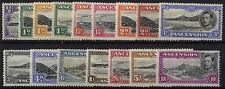 George VI (1936-1952) Multiple Ascension Island Stamps