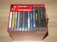 THE ROLLING STONES 14 CD BOX - REMASTERS / STUDIO ALBUMS LIMITED in NEU OVP MINT