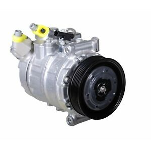 A/C Compressor and Clutch Denso For E60 E61 E89 525i 528i xDrive 530xi Z4 3.0 L6