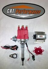 SMALL CAP CHEVY STRAIGHT 6 I6 / 194-216-235 HEI DISTRIBUTOR + 60K COIL RED