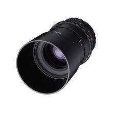 Samyang Canon EF 100mm Focal Camera Lenses