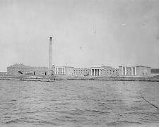 US Naval War College in Newport Rhode Island from Narragansett Bay Photo Print