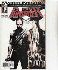 The Punisher-Vol 4 Issue 37-Marvel Comic